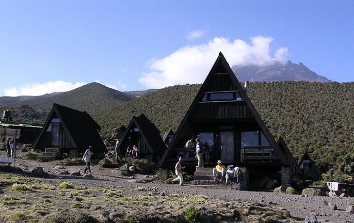 Horombo Hut