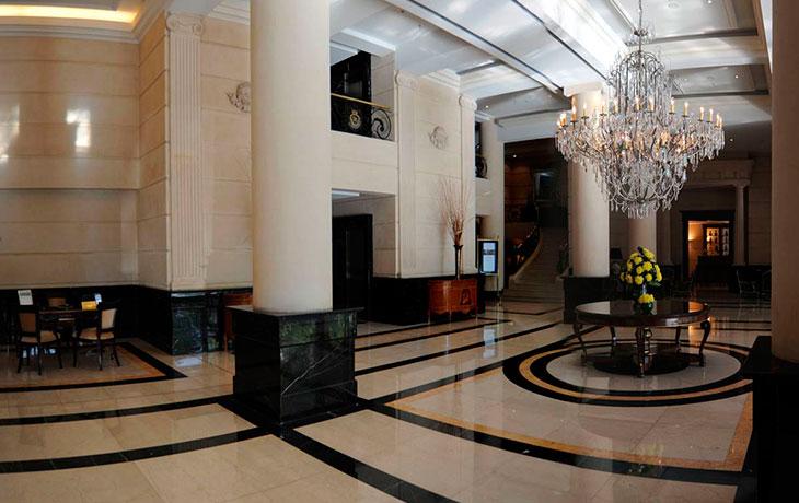 Diplomatic Park Suite