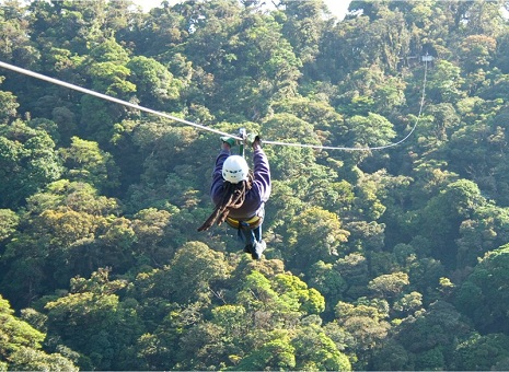 Canopy Tour - Monteverde