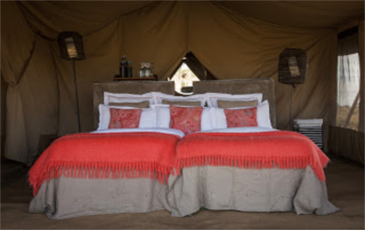 Pumzika Serengeti Safari Camp