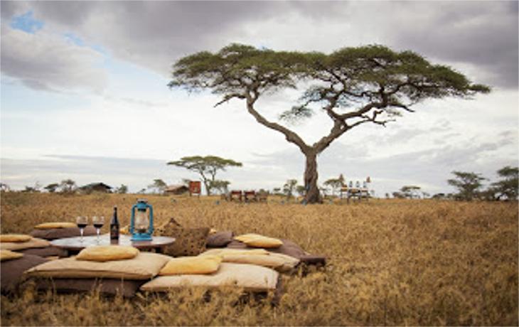 Pumzika Serengeti Safari Camp