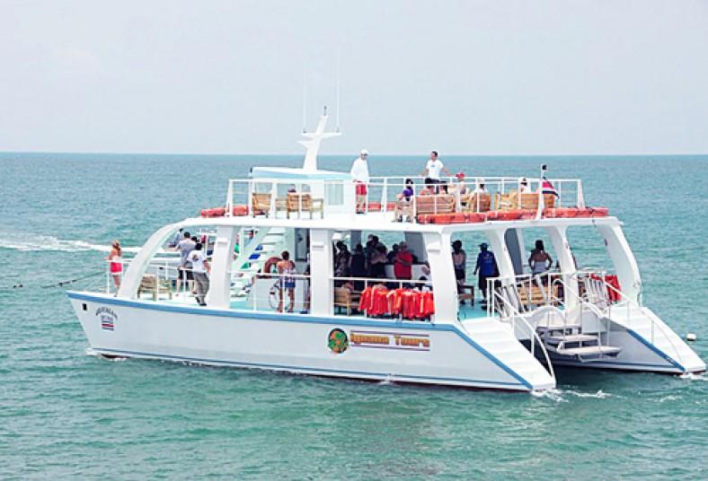 Aventura en Catamarán - Manuel Antonio