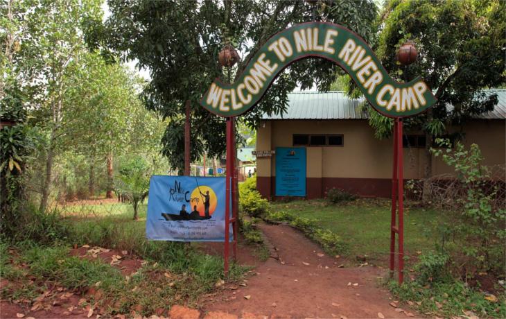 Nile River Camp