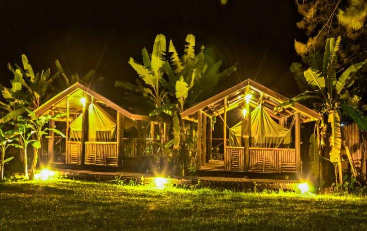 Lake Bunyonyi Resort Tented Camp
