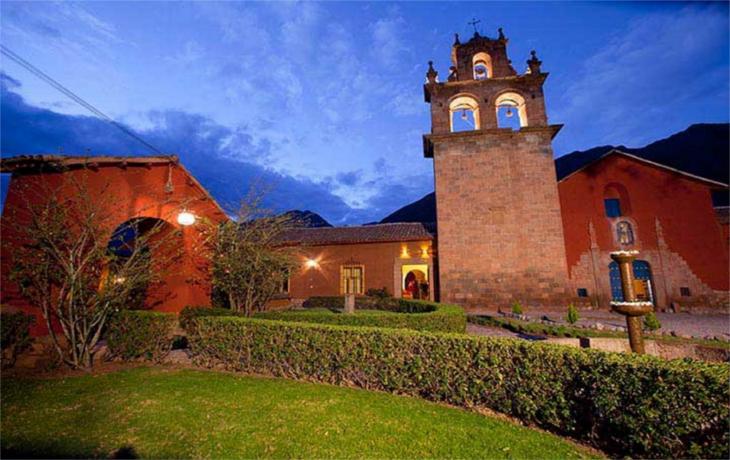 San Agustín Recoleta