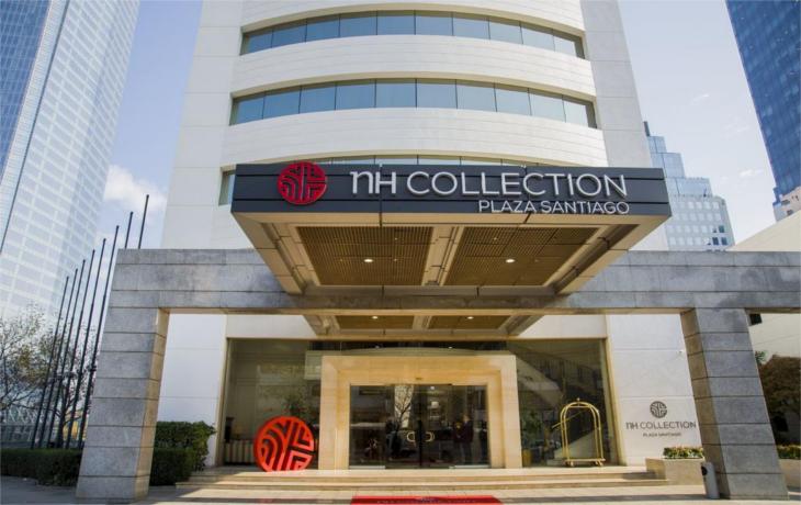 Hotel NH Collection Plaza Santiago