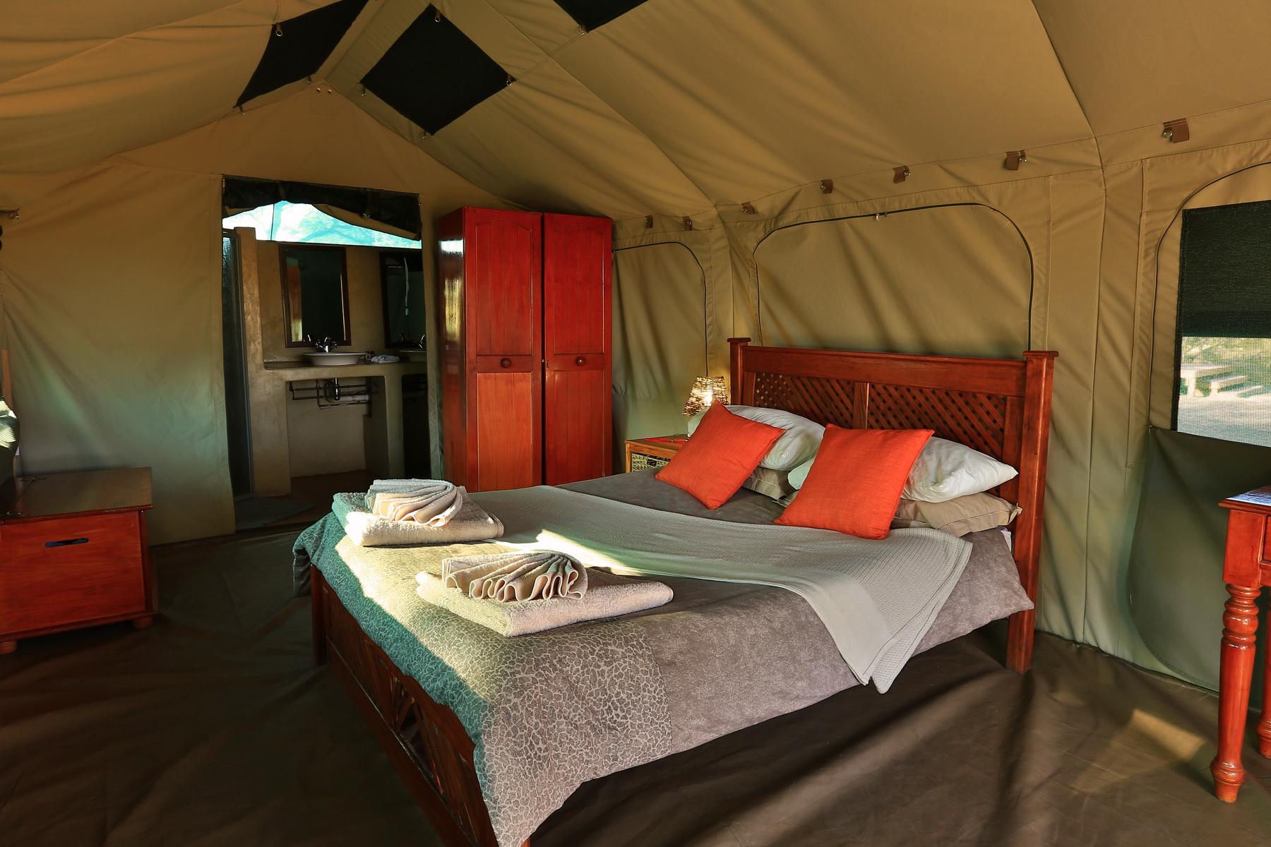 Mogotlho tented Camp