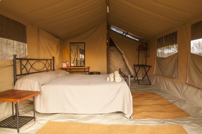 Mara Kati Kati Tented Camp
