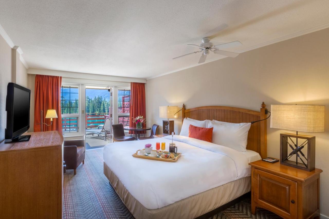 Hotel Fairmont Jasper Inn