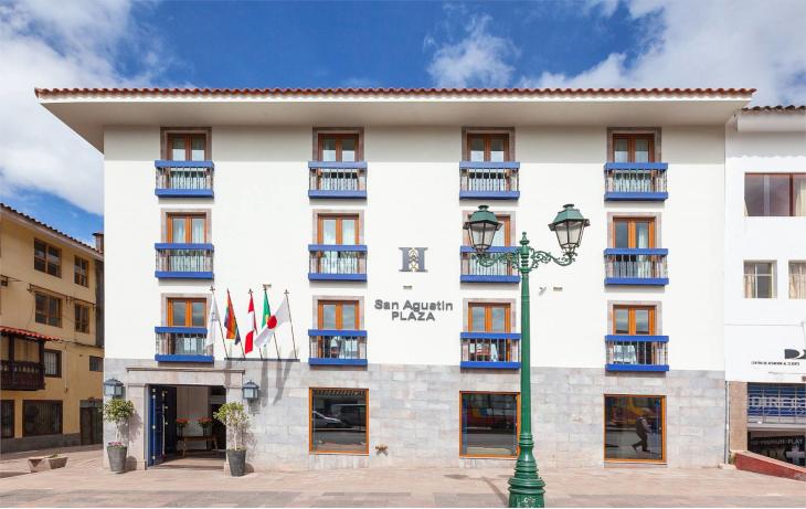 San Agustín Plaza